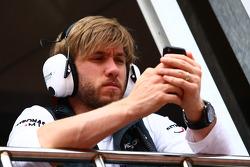 Nick Heidfeld, Test Driver, Mercedes GP Petronas