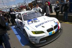 #25 BMW Motorsport BMW M3 E92