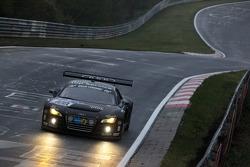 #100 Team Abt Sportsline Audi R8 LMS: Mattias Ekstroem, Oliver Jarvis, Timo Scheider, Marco Werner