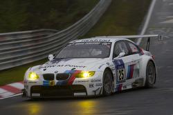 #25 BMW Motorsport BMW M3 E92: Jörg Müller, Augusto Farfus, Uwe Alzen, Pedro Lamy
