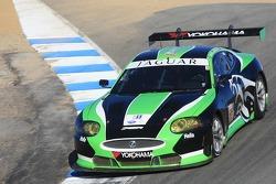 #75 Jaguar RSR Jaguar XKRS: Paul Gentilozzi, Ryan Dalziel, Marc Goossens