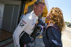 David Coulthard, Mücke Motorsport and Christina Surer