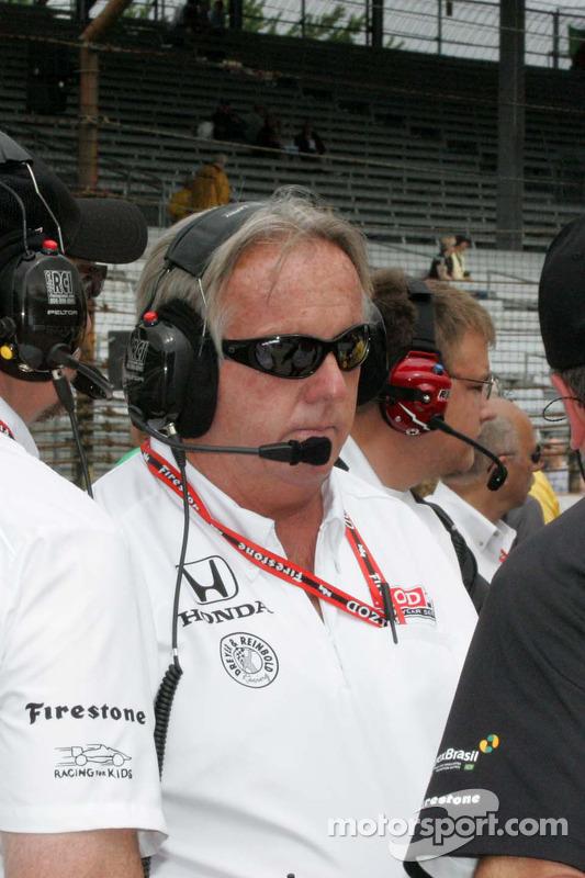 Larry Curry, Dreyer & Reinbold Racing