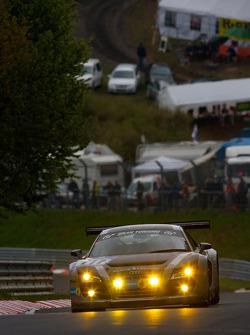 #111 Black Falcon Audi R8 LMS: Vimal Mehta, Sean-Patrick Breslin, Rob Wilson