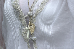 The necklace of Corina Schumacher, Corinna, Wife of Michael Schumacher
