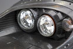 Saleen S7 R detail