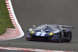 #60 Matech Competition Ford GT: Thomas Mutsch, Jonathan Hirschi, Mathias Beche