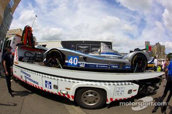 #40 Quifel - ASM Team Ginetta Zytek 09s