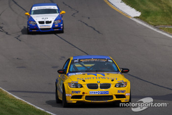 #96 Turner Motorsport BMW M3: Bill Auberlen, Paul Dalla Lana