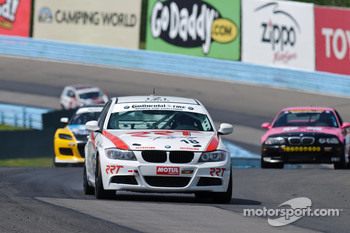 #18 RRT Racing BMW 328i: Martin Jensen, Paul Gerrard