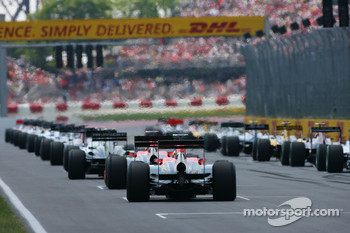 Circuit Gilles-Villeneuve is ready for this year's Canadian GP