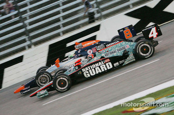 Dan Wheldon, Panther Racing & E.J. Viso, KV Racing Technology