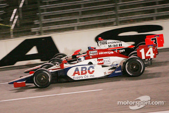 Vitor Meria, A.J. Foyt Enterprises & Helio Castroneves, Team Penske