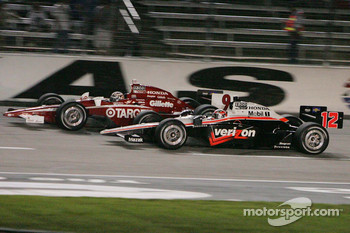 Will Power, Verizon Team Penske & Scott Dixon, Target Chip Ganassi Racing