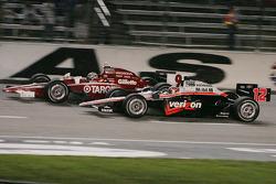 Will Power, Verizon Team Penske & Scott Dixon, Target Chip Ganassi Racing