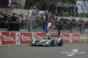 #42 Strakka Racing HPD ARX.01: Nick Leventis, Danny Watts, Jonny Kane takes the win in the LMGT2 class