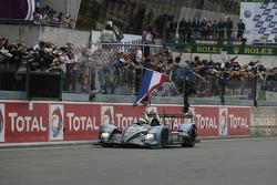 #42 Strakka Racing HPD ARX.01: Nick Leventis, Danny Watts, Jonny Kane takes the win in the LMGT2 class