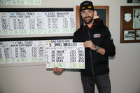 IndyCar Fotos - James Hinchcliffe, Schmidt Peterson Motorsports Honda pole winner