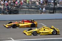 IndyCar Фото - Элио Кастроневес, Team Penske Chevrolet