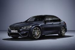 BMW M3 30 Jahre Edition unveil