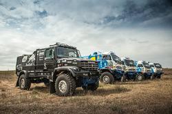 Kamaz 2017 truck presentation