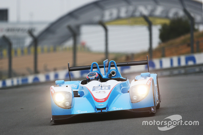 LMP2: #28 IDEC Sport Racing Ligier JSP2 Judd