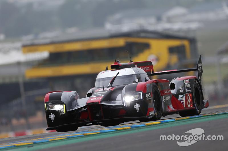 LMP1: #8 Audi Sport Team Joest, Audi R18 e-tron quattro