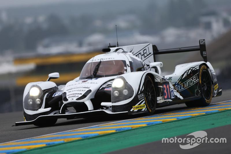 LMP2: #31 Extreme Speed Motorsports, Ligier JS P2 - Nissan