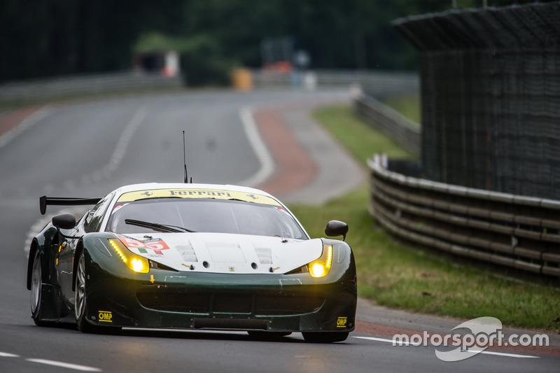 LMGTE Am: #55 AF Corse, Ferrari 458 Italia