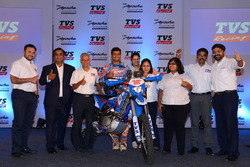 Aravind KP Dakar announcement