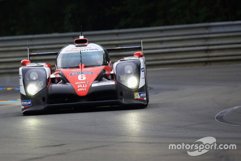 LMP1: #6 Toyota Racing, Toyota TS050 Hybrid