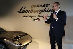 Lamborghini Museum unveil