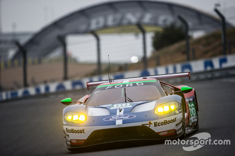 LMGTE Pro: #66 Ford Chip Ganassi Racing, Ford GT
