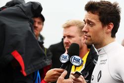 Jolyon Palmer, Renault Sport F1 Team, mit den Medien