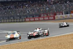 #5 Toyota Racing, Toyota TS050 Hybrid: Anthony Davidson, Sébastien Buemi, Kazuki Nakajima
