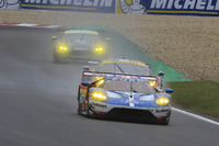 WEC Foto - #67 Ford Chip Ganassi Racing Team UK Ford GT: Marino Franchitti, Andy Priaulx, Harry Tincknell