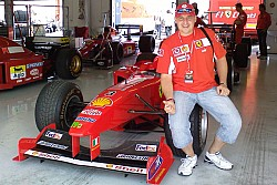 Ferrari R. Days 2008' Hun III.