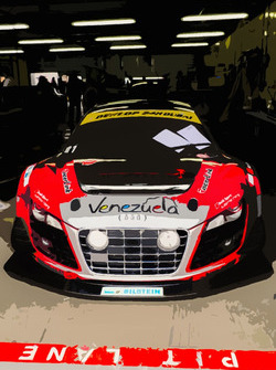 Audi R8 - Ready to Go!