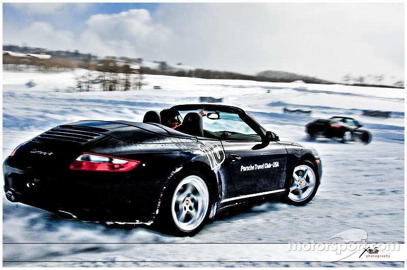 Porsche Convertible