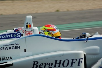 Laurens Vanthoor, ATS Formel 3 Cup Nrburgring 2008