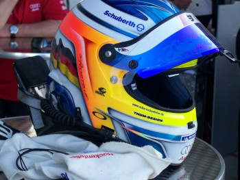 Driver Helmet