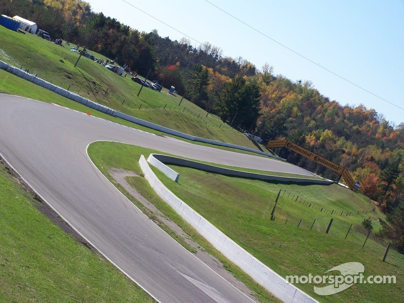 Turn 3 Mosport International Raceway