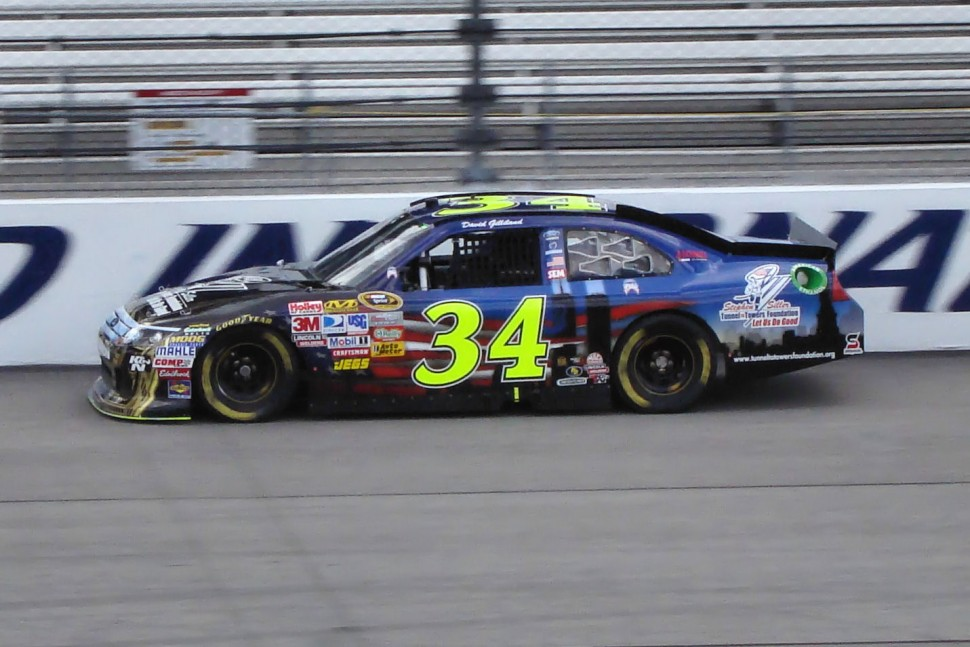 David Gilliland - Patriotic Ford