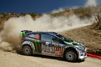 WRC Ken Block