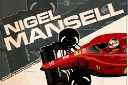 Nigel Mansell - F1 1990
