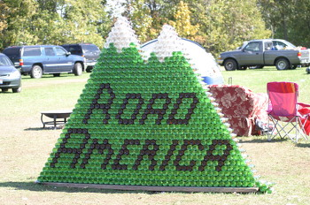 Beer Bottle Art