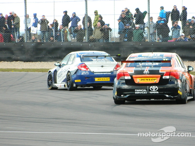 Welch and Wrathall at Esses