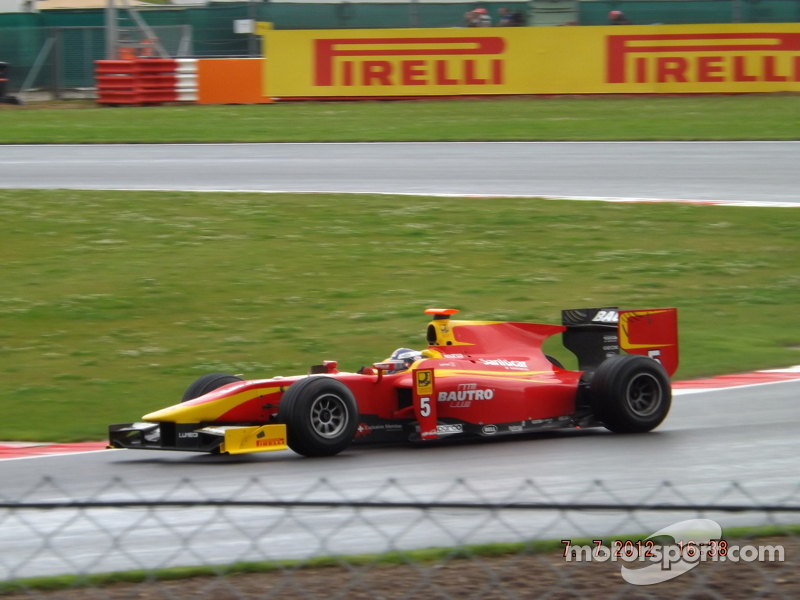 Fabio Leimer Racing Engineering GP2 Team