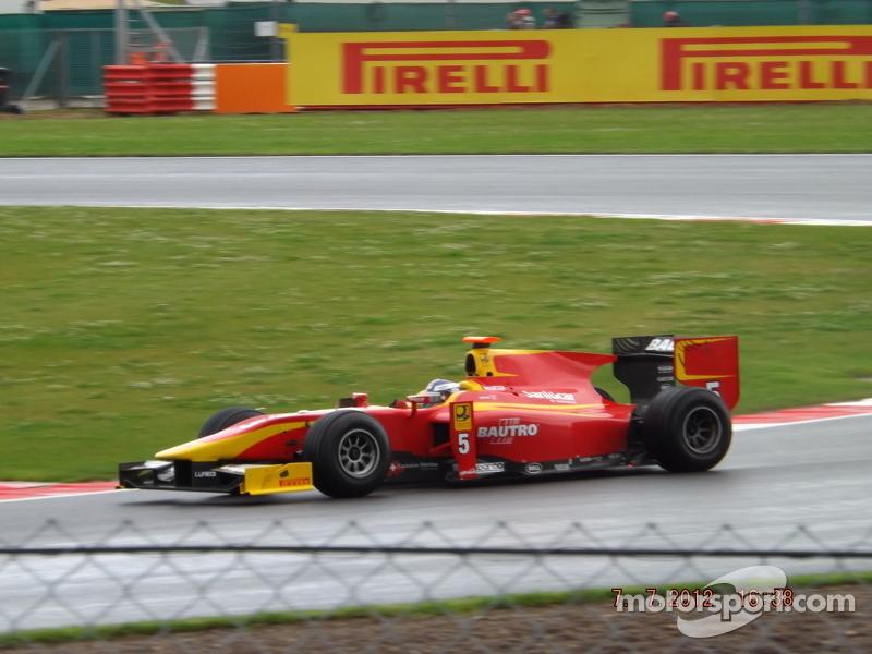 Fabio Leimer Racing Engineering GP2 Team
