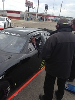 Tom Hessert in the #77 Cunningham Motorsports Dodge Charger